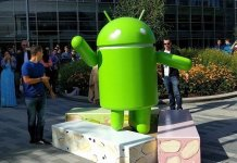 Samsung Galaxy S6 Nougat