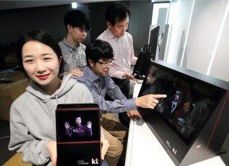 5G hologram