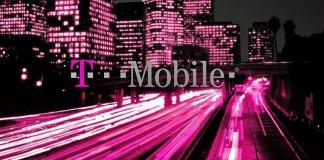 T-Mobile LTE-Advanced