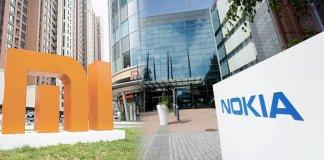 Nokia Xiaomi