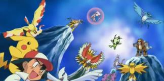 pokemon go, pokemnoy legendarne, moltres, articuno, zapdos, lugia