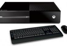 Xbox One klawiatura mysz