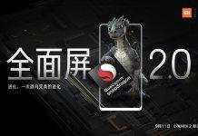 Xiaomi Mi Mix 2 Snapdragon 835