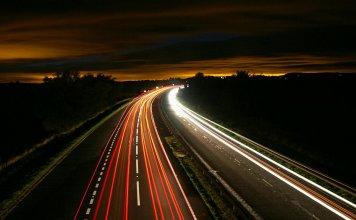 Orange autostrada A2