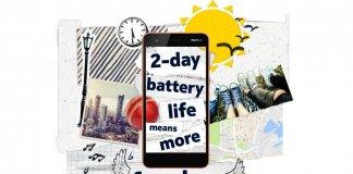 Nokia 2 bateria