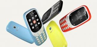 Nokia 3310 4G LTE