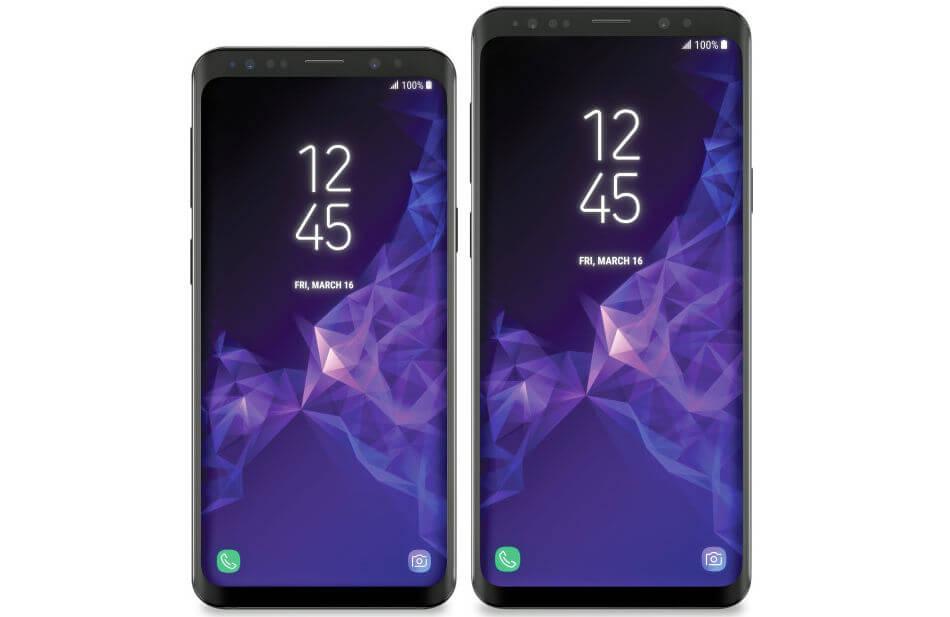 Samsung Galaxy S9 oraz S9 Plus