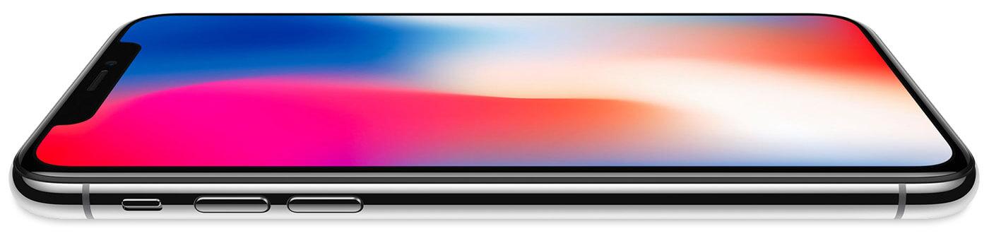 iPhone X OLED
