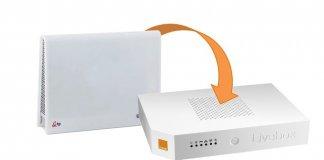 Orange Livebox