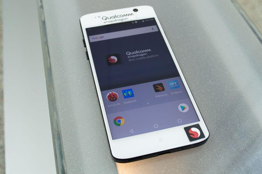 QC QRD Snapdragon 845