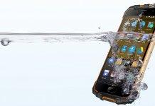 wytrzymały smartfon