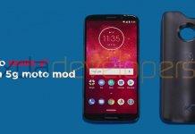 Moto Z3 Play 5G moto mod