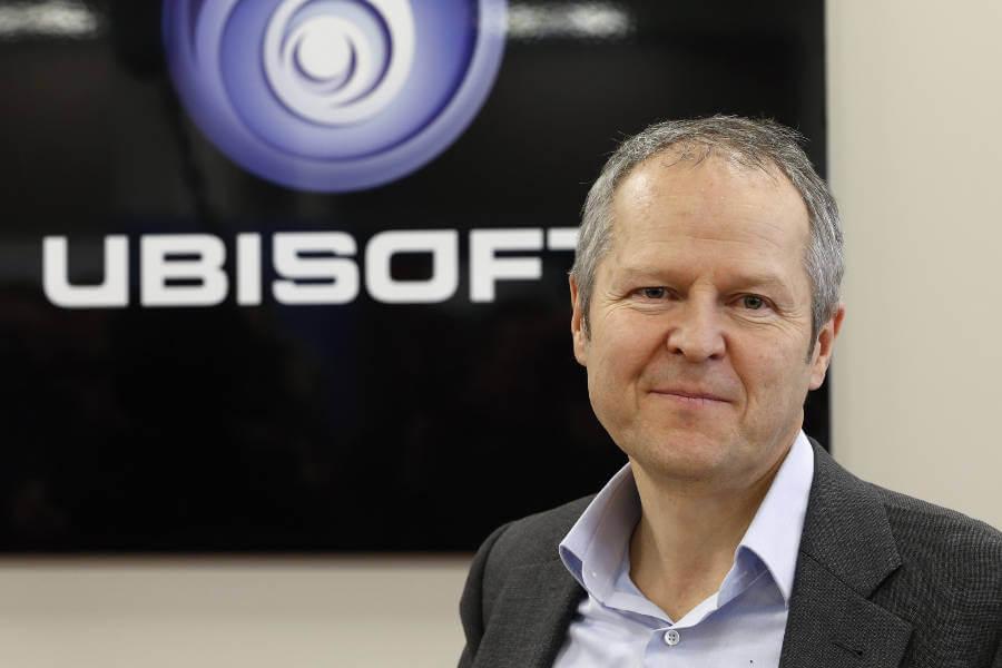 Ubisoft Yves Guillemot