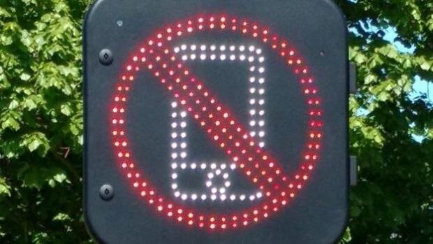 smartfon znak