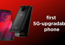 Motorola Z3 5G Moto Mod