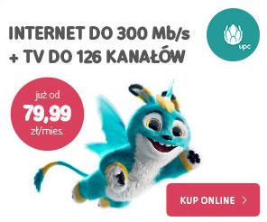UPC - Internet i telewizja