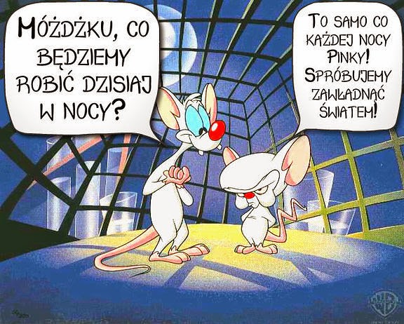Pinky and the Brain, Warner Bros.