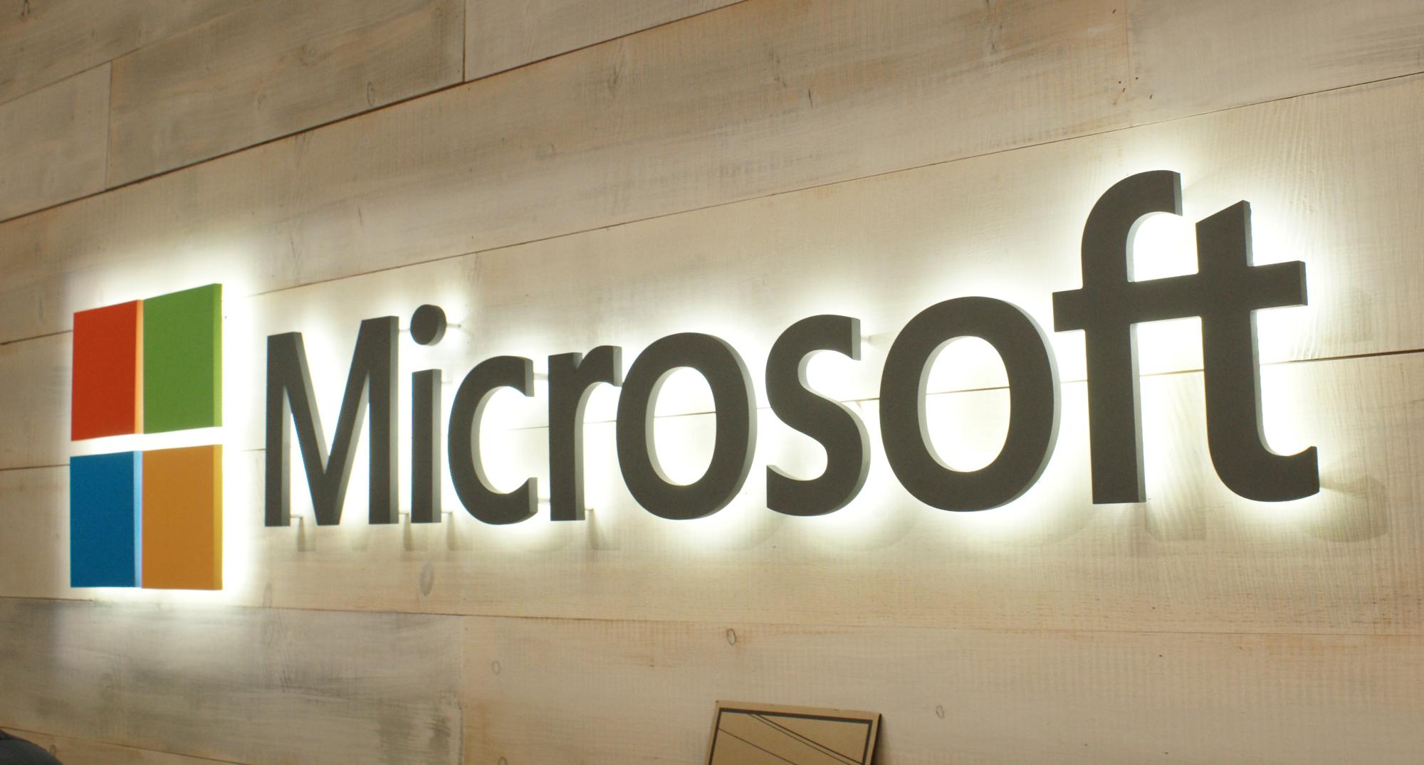 W którym roku powstała firma Microsoft?