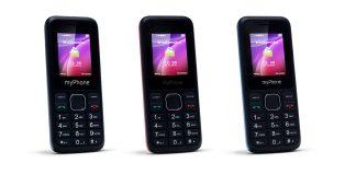 Telefon dla mniej wymagających - myPhone 3210
