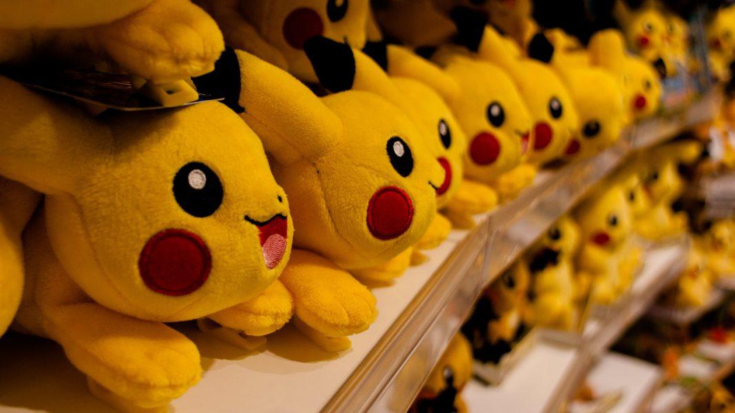 Chcemy dzielić się stworkami w Pokemon Go!