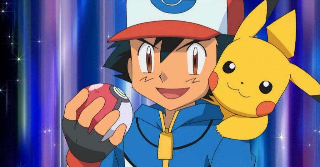 Człowiek, który złapał wszystkie Pokemony!