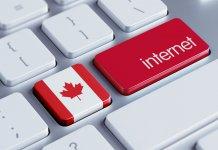 Kanada Internet szerokopasmowy
