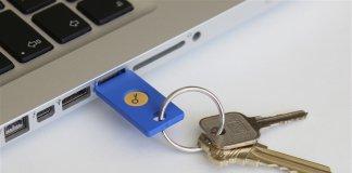 Facebook USB klucz