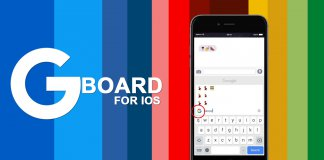Gboard dla iPhone