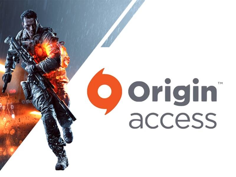 Origin Access EA