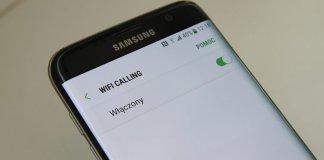 WiFi Calling Samsung Galaxy S7 Orange