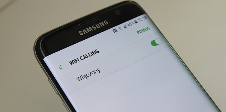 WiFi Calling Samsung Galaxy S7 Orange