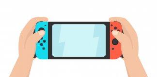Nintendo Switch zabezpieczenia
