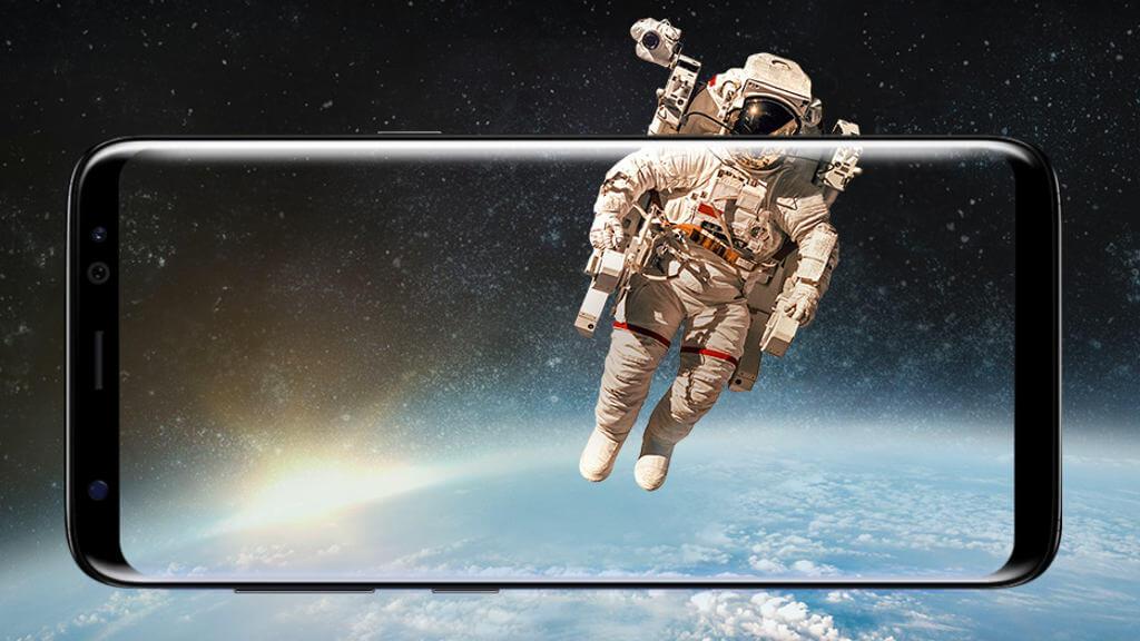 Samsung Galaxy S8 premiera
