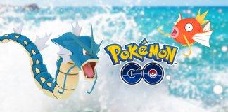 Pokemon Go event wodny