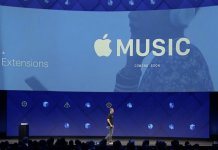 apple music facebook messenger