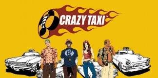 crazy taxi, sega