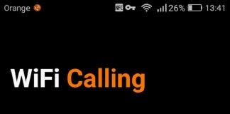 WiFi Calling Orange