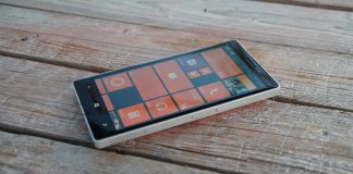 Lumia Windows 8.1 Phone