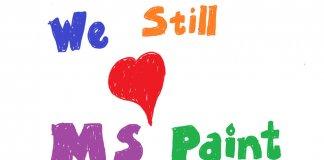 MS Paint Windows Store
