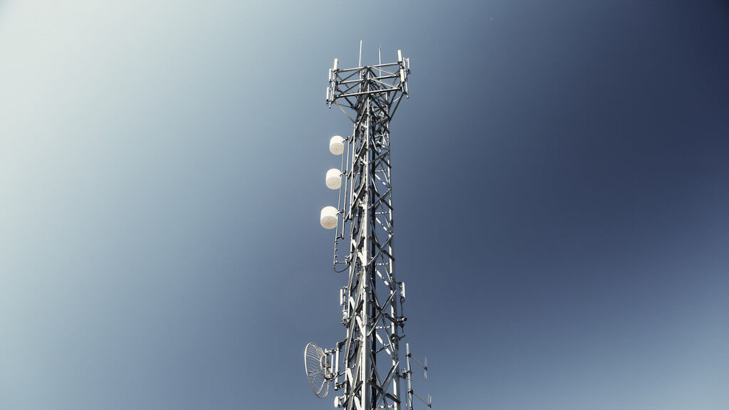 UKE LTE antena