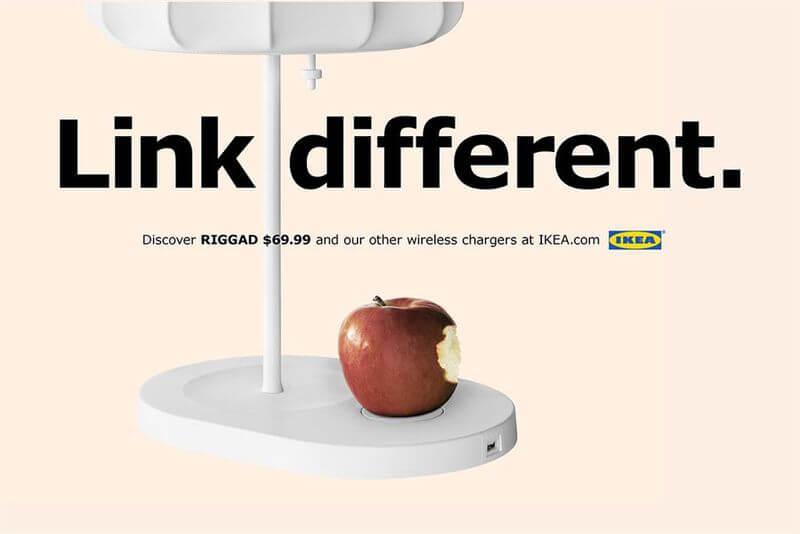 IKEA Riggad Qi