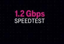 T-Mobile LTE 1,2 Gbit/s