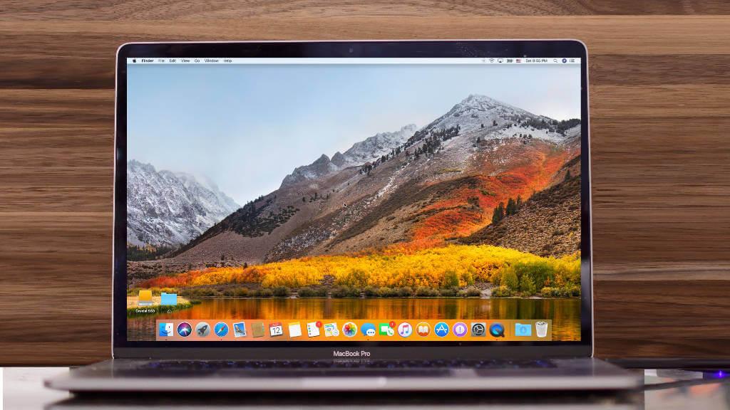 macOS High Sierra exploit