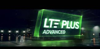 Plus LTE Advanced