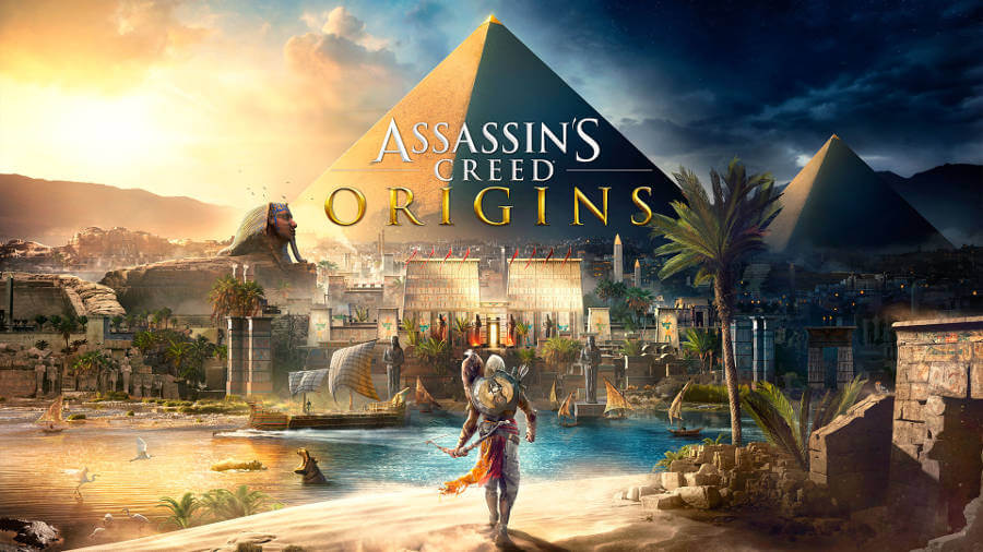 Assasin's Creed: Origins