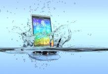 wodoodporny smartfon Sony