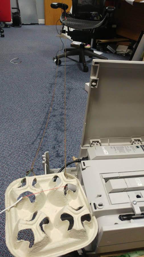 ADSL sznurek