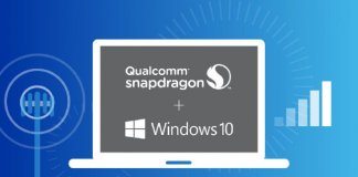 Snapdragon 845 Windows 10