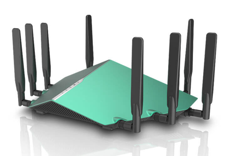 D-Link AX6000 Ultra Wi-Fi Router