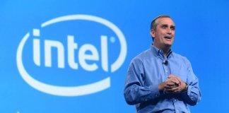 Intel Brian Krzanich